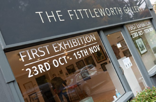 The Fittleworth Gallery West Sussex