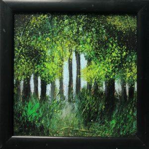 Woodland Walk II - Phil Randles