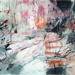 Riverbank: Alders and Balsam - Deborah Richards