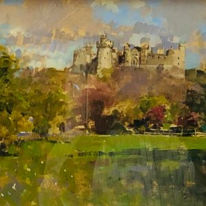 Spring, Arundel Castle - David Sawyer