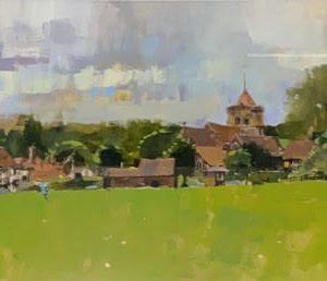 St Marys Chiddingfold - David Sawyer