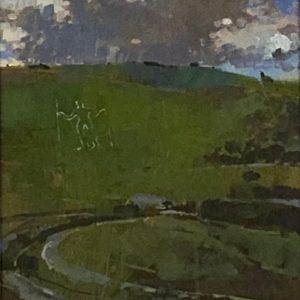 The Long Man, Wilmington - David Sawyer